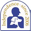 介助犬育成の募金活動